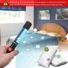 20W 110V LED portable lampe de désinfection UV lampes germicides portatives